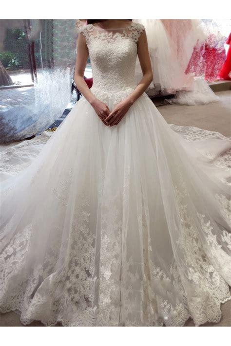 Wedding Lace Sleeveless Dress lace sleeveless wedding dresses bridal gowns 3030098