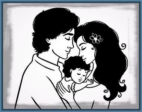 imagenes animadas de amor a la familia las mejores imagenes de amor de familia para dibujar