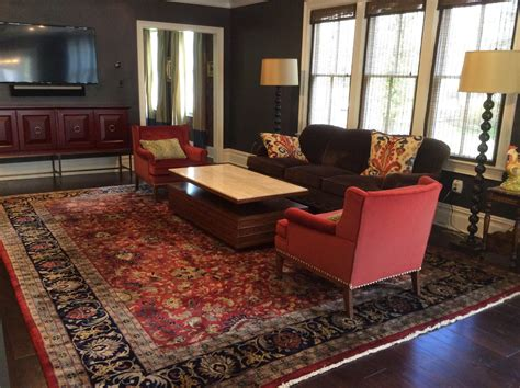 rugs room brandon rugs home renovation in princeton nj completed with new rug photos