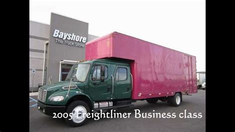 used boxes for sale used freightliner crew cab box truck for sale