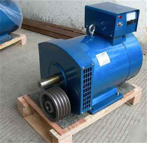 rubber st generator free new 5 kw st generator free pulley