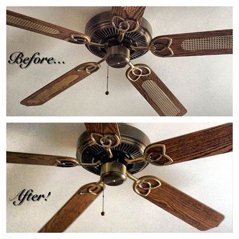 Can You Paint A Ceiling Fan by Rev An Ceiling Fan Just Flip The Blades You Can