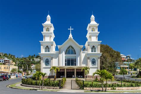 Amazing Santa Barbara Catholic Church #1: Church-samana-dominican-republic.jpg