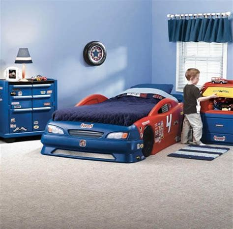 boys car themed bedroom kids bedroom set with cars themed