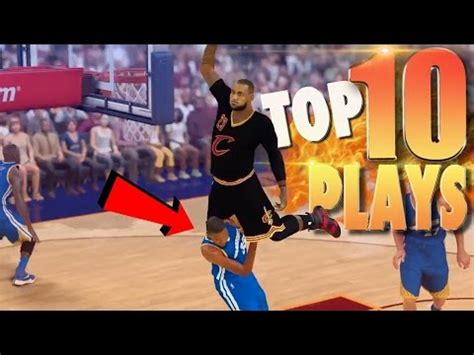 Mba 2k17 Best Crossover by Nba 2k17 Top 10 Most Disrespectful Dunks Ankle Breakers
