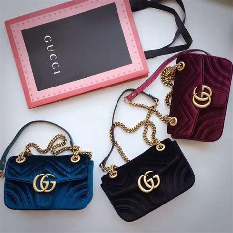 Tas Waist Bag Gucci Marmont Gucci Tas Pinggang Gg Code Gc 915 borse desiderio gucci marmont vita su marte