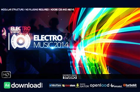 future music fest free download videohive template free