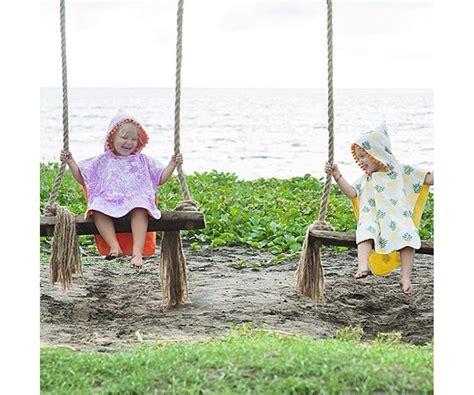 Ponco Bali 5 Poncho Coconut Guava 5 8anni
