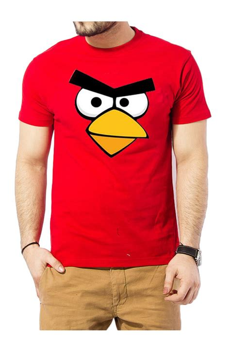 s angry birds t shirt