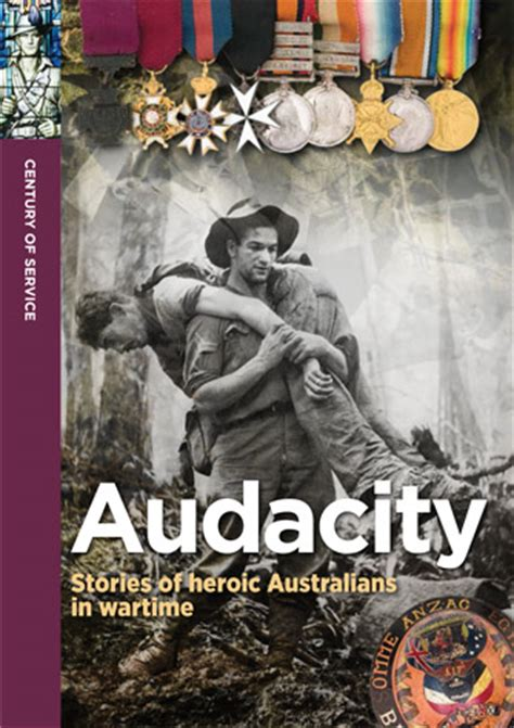 the audacity to stories from an immigrant books audacity stories of heroic australians in wartime