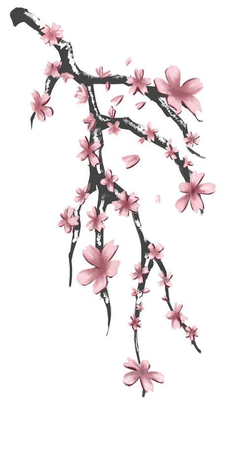 cherry tree design cherry blossom tree stencil www imgkid the