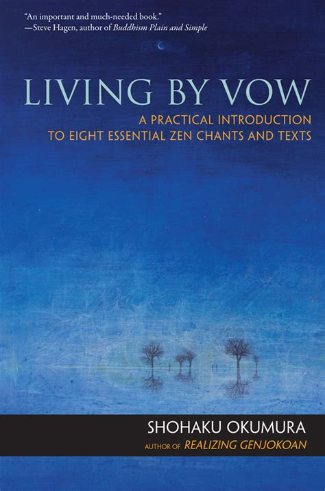 vow of living an extraordinary of compassion books living by vow introduction wisdom publications