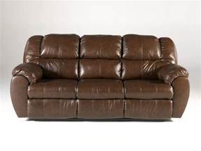 Recliner Sofas And Loveseats Sonoma Saddle Reclining Sofa Loveseat And Rocker Recliner Set Sofas