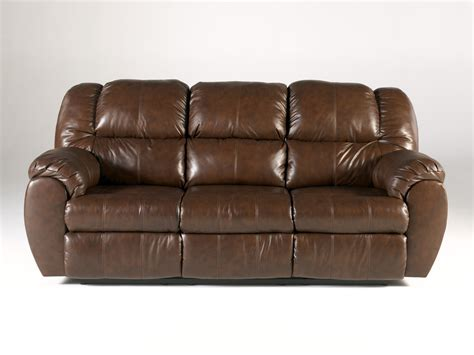 Reclining Sofa And Loveseat Sonoma Saddle Reclining Sofa Loveseat And Rocker Recliner Set Sofas