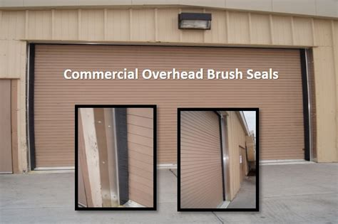 Commercial Overhead Door Seals Door Brushes Garage Door Brush Weatherseal Quot Quot Sc Quot 1 Quot St Quot Quot