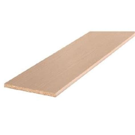 bullnose particleboard common 3 4 in x 11 1 4 in x 8