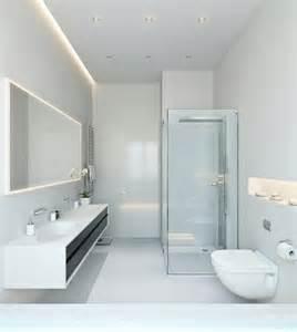 marvelous Mobilier Salle De Bain Design #4: eclairage-salle-bain-led-plafond-spots-led-miroir.jpg