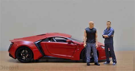 fast and furious brian figure union 1 18 fast and furious figurines of dom and