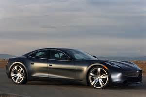 Electric Car Fisker Fisker Karma The About Cars