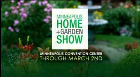 minneapolis home and garden show offers a glimpse of
