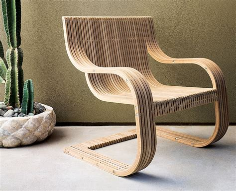 Lee Outdoor Furniture - cnc cuts seamless teak furniture joined using stainless rods woodworking network