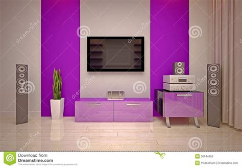 purple shades for bedroom interior design modern living room royalty free stock photo image 36144605