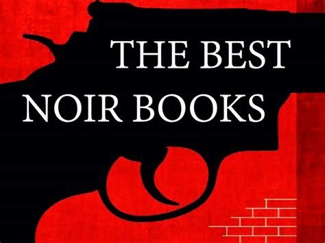 the best noir books of all time book scrolling