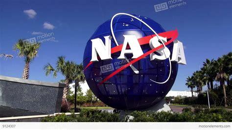 nasa canaveral nasa logo at kennedy space center cape canaveral cape