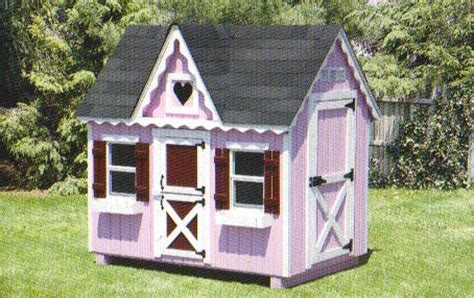 outside doll houses outdoor home center childrens playhouses