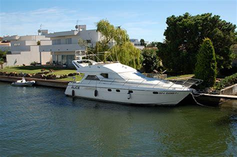 boot te koop empuriabrava contacteer immonautic yachting spanje roses santa