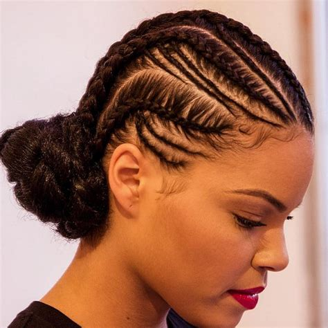 Photo Gallery Of Braided Hairstyles | 50 best cornrow braids hairstyles for 2016 fave hairstyles