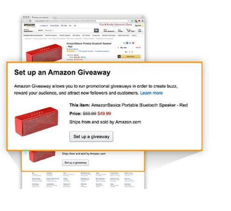 How To Participate In Amazon Giveaways - introducing amazon giveaway for fba cpc strategy