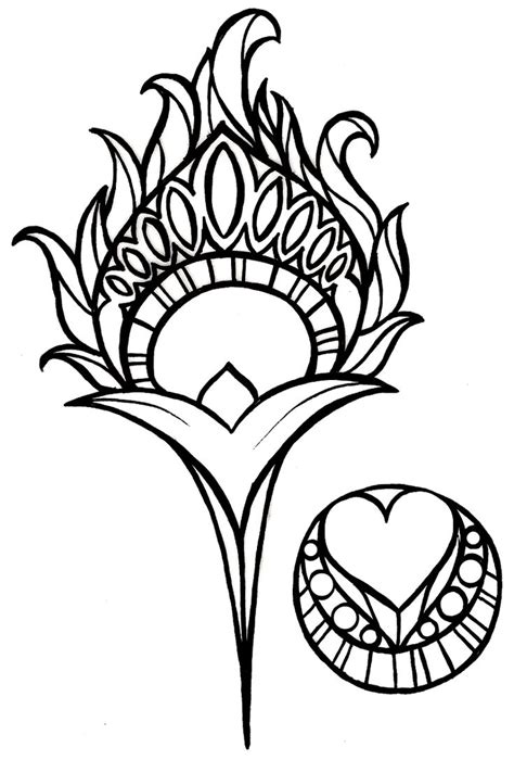 coloring pages of peacock feathers peacock feathers coloring pages download and print for free