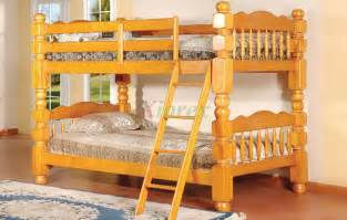 acubens heavy duty bunk beds for kids with short posts
