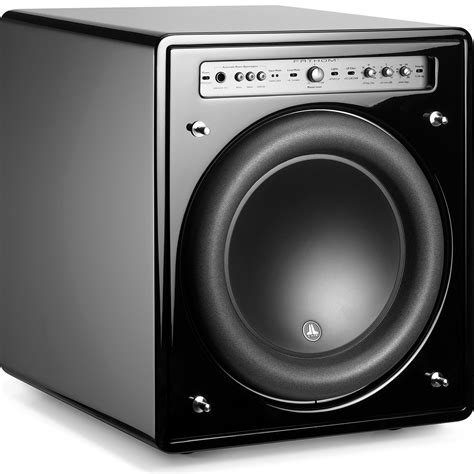 jl audio fathom f112 subwoofer ideal av home cinema