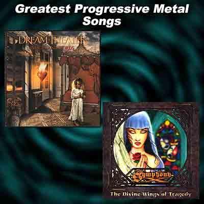 best progressive metal songs 100 greatest progressive metal songs