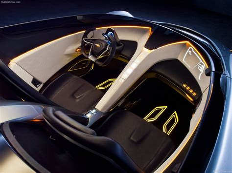 futuristic cars interior futuristic car interior chevrolet miray concept 2011