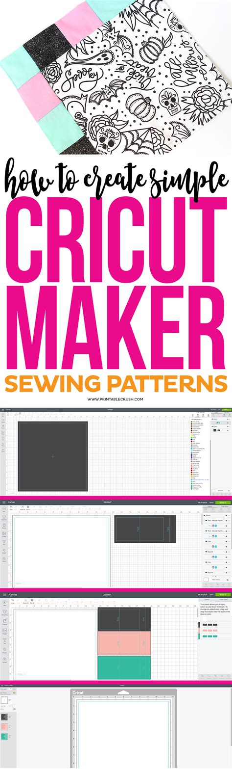 sewing pattern generator online how to create a simple cricut maker sewing pattern