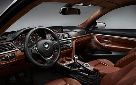 Bmw Series 4 Interior by Bmw 4 Series Coupe Concept Interior 2 Photo 23