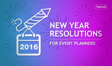 new year event planning new year resolution for new year event planners