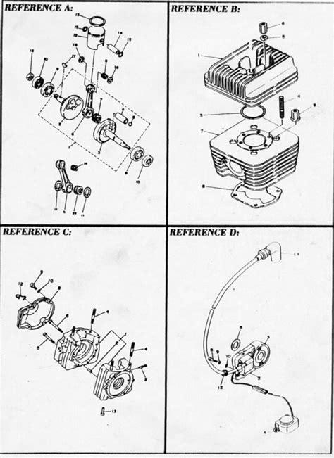 yamaha kt100 wiring diagram rotax 447 wiring diagram