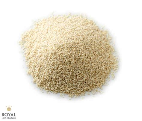White Sesame Seeds 500g royal nut company health food seeds organic sesame seeds