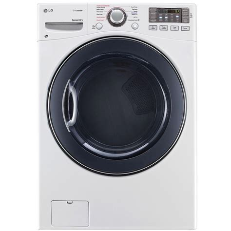 whirlpool 7 4 cu ft electric dryer with steam in white