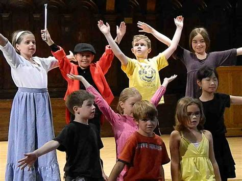 children s musicals classes for children january start dates thevcm conservatory of
