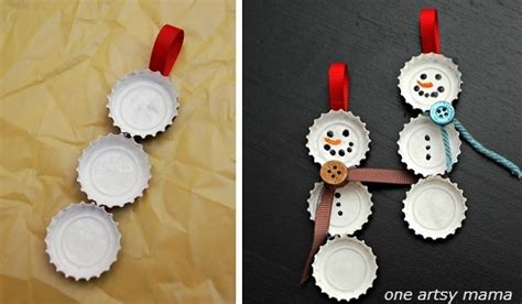 imagenes navideñas reciclaje manualidades infantiles navide 241 as manualidades f 225 ciles de