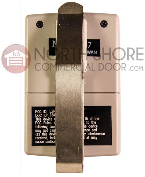 Garage Door Transmitter Manaras Garage Door Opener Transmitter Item Mt 1000