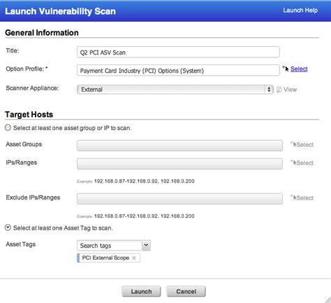 vm page 3 network security qualys inc
