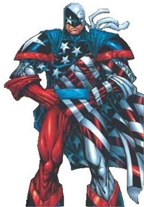 Captain America Patriot by Flagg Aka Patriot Vs Captain America U S