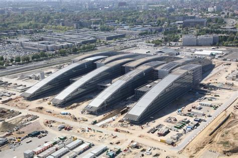 sede nato new nato headquarters gets the largest zinc roof in europe