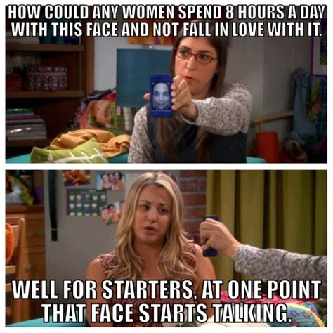 Penny Meme - big bang theory quote funlexia funny pictures